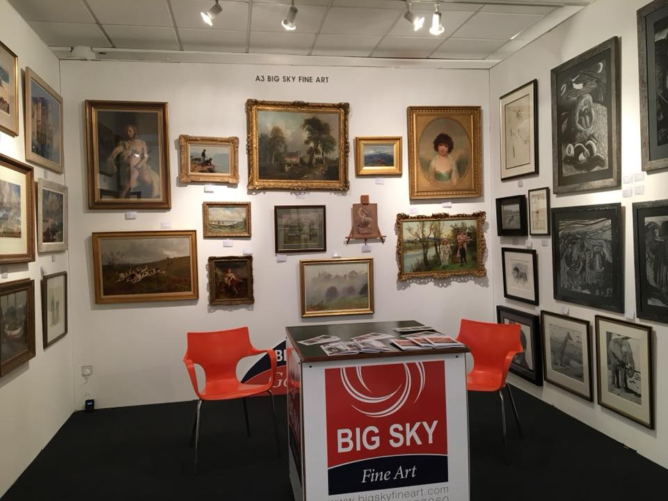 Edinburgh Art Fair 2017