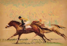 Into the final Furlong, 1965